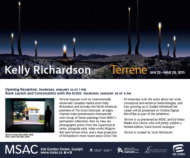 kelly richardson terrene msac ed video