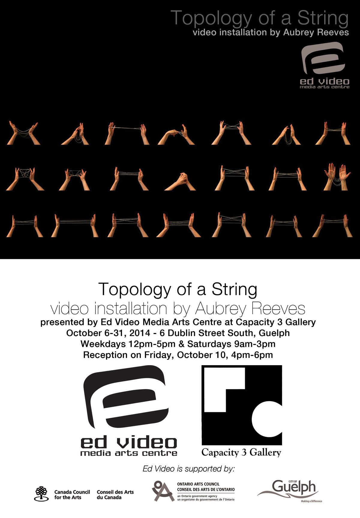 Topology of a String by Aubrey Reeves