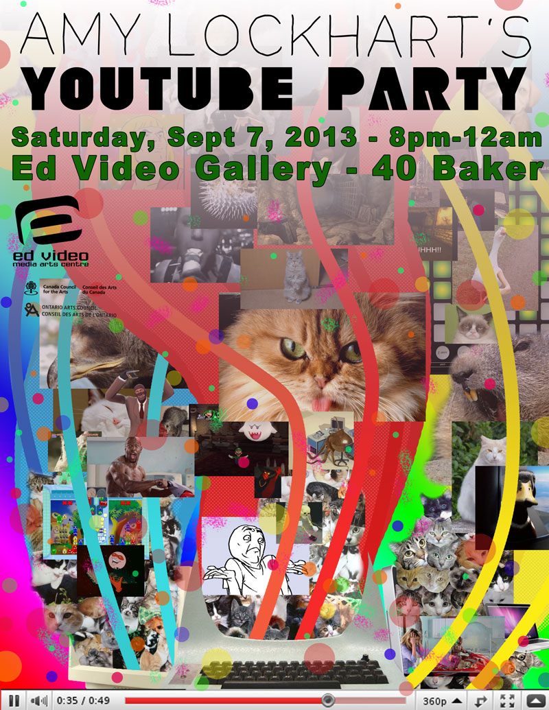 youtube party 2